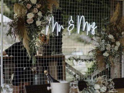 Mr and Mrs Backdrop